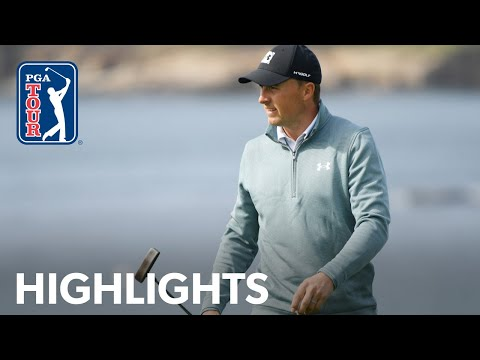 Highlights | Round 3 | AT&T Pebble Beach | 2021