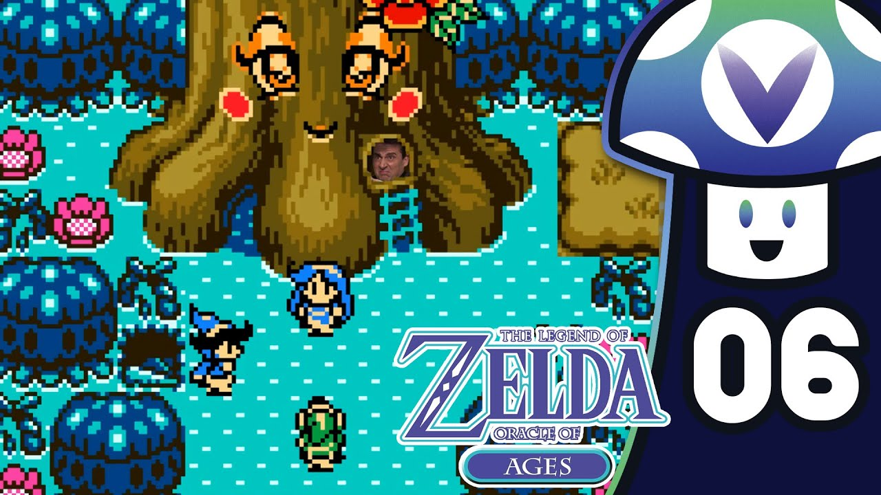 [Vinesauce] Vinny - The Legend of Zelda: Oracle of Ages (PART 6)