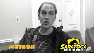 NEW JASON MEWES INTERVIEW SARATOGA COMIC CON