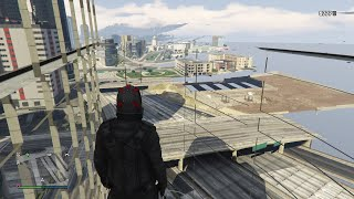 GTA 5 Online Glitches Penris Building Wallbreach God Mode 1.46 (Xbox One PS4 Xbox 360 PS3)