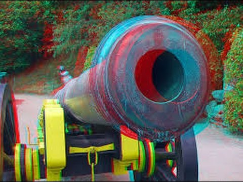 Amazing 3d Images Red Cyan Images in HD That Comes Out Of Screen