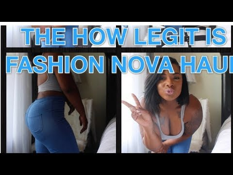 FASHION NOVA | TRY ON HAUL| Curvy Ladies...