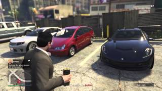 "GTA V PS4 Online Mission ""Radikalkur II"""
