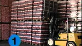 Rehrig Pacific Company - Merchandiser Crates