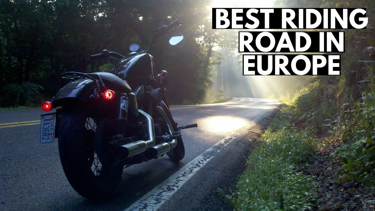 Download The Best Riding or Driving Road In Europe! Austria To Slovenia Alpine Pass!