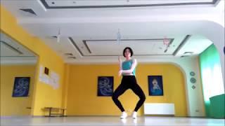 уроки женского реггетона стайл / reggaeton dance/реггетон для новичков