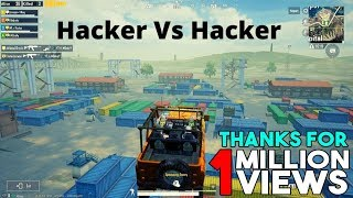 Hacker Vs Hacker In Pubg Mobile