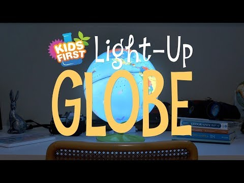 Kids First Light-Up Globe from Thames & Kosmos