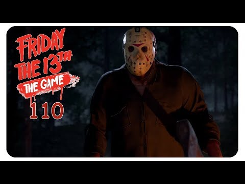 OMG!!! Mein erstes Pamela Tape! #110 Friday the 13th: The Game [deutsch] - Gameplay Together