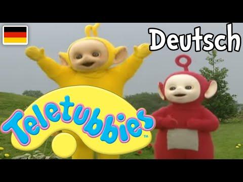 Teletubbies auf Deutsch: Ball spielen | Cartoons für Kinder