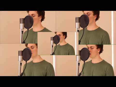 Justin Timberlake - Say Something Ft. Chris Stapleton (Cover By Mitchell Martin)