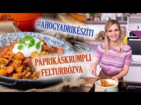 Paprikás Krumpli Házi Galuskával Felturbózva