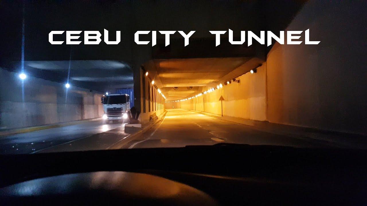 Cebu South Coastal Road Tunnel (SRP Tunnel)