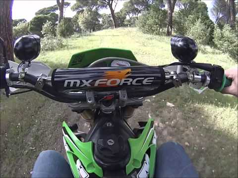 MH RYZ PRO RACING 50 ENDURO