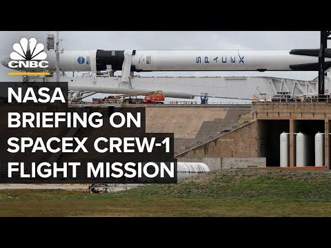NASA holds a news conference to discuss the SpaceX Crew-1 flight mission — 9/29/2020