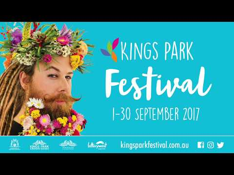 Kings Park Festival 2017: Where the Wildflowers Are