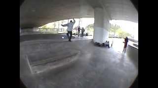 A Morning with Kevin Kowalski at the Washington/Jefferson Skatepark. Eugene, Oregon.