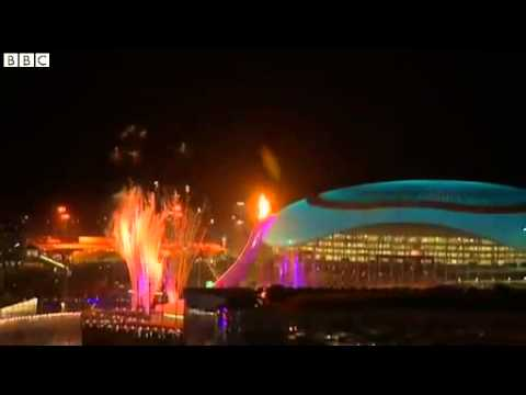 2014 SOCHI WINTER OLYMPICS GAMES OPENING CEREMONY