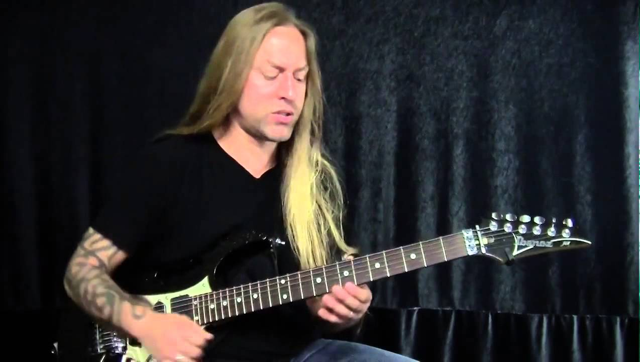 steve stine guitar lesson learn how to play circular vibrato for guitar youtube. Black Bedroom Furniture Sets. Home Design Ideas