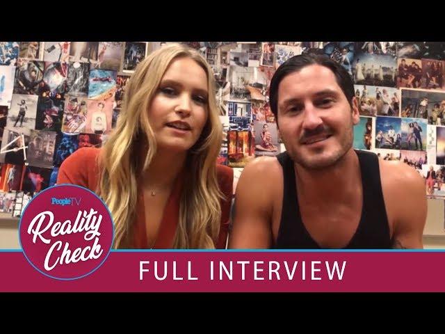 Val Chmerkovskiy & Sailor Brinkley-Cook Break Down Their Season On Dancing With The Stars | PeopleTV