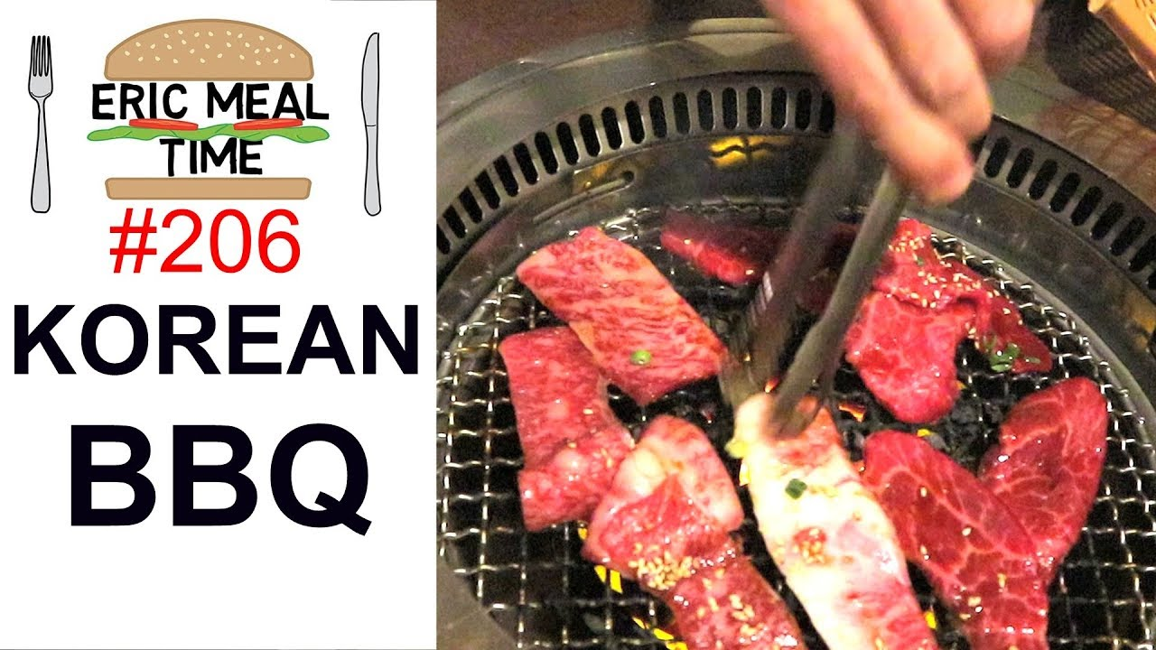 Korean bbq cook it at your table eric meal time 206 - How to build a korean bbq table ...
