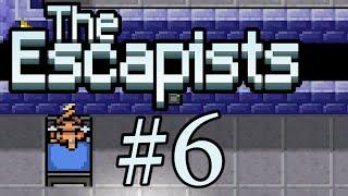 ТЮРЕМНАЯ ЖИЗНЬ! The escapists #6