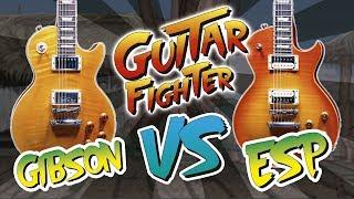 ¿Cuál es la mejor GUITARRA LES PAUL? Gibson vs ESP | Guitarraviva