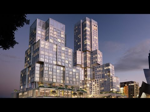 Grand Avenue, Frank Gehry and a 314-Room Equinox Hotel