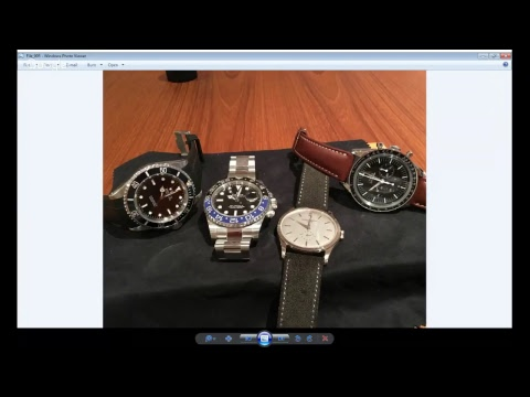 PAID WATCH REVIEWS WITH CLYVE - Singapore Rolex Fan loves Modern pieces