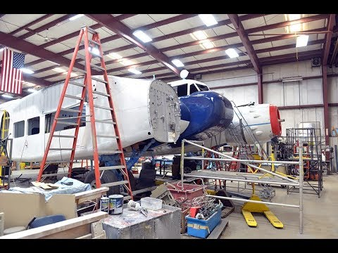 Behind The Scenes At The New England Air Museum