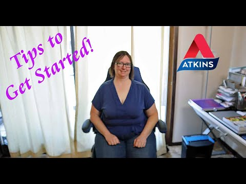How To Get Started With Atkins Diet Phase 1