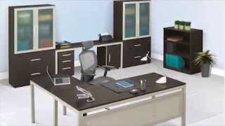 Contemporary Office Furniture | Nbf At Work Collection | National Business Furniture