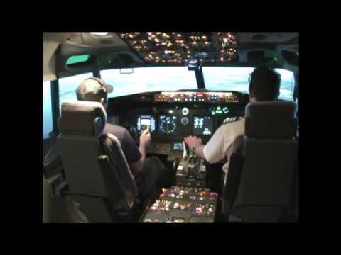 flight experience flight simulator at darling harbour in. Black Bedroom Furniture Sets. Home Design Ideas