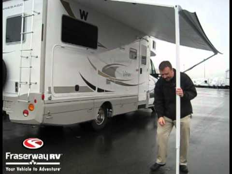 Rv Awning Tutorial Youtube