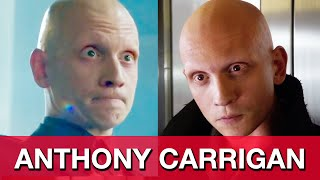 Gotham Season 2 Victor Zsasz & The Flash Season 2 The Mist Interview - Anthony Carrigan