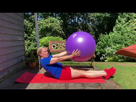 Bring the Y Home: Pilates Roll Up & Roll Down