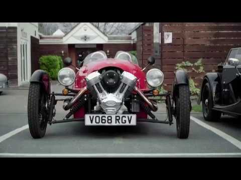 Morgan Motors Factory Tour I Virgin Experience Days
