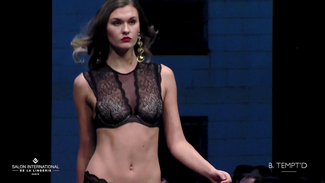 Dfils  Salon International de la lingerie 2017  YouTube