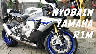 Nyobain Yamaha R1M - Indonesia #motovlog 118