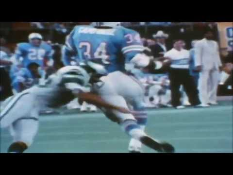 Earl Campbell | Career Highlights