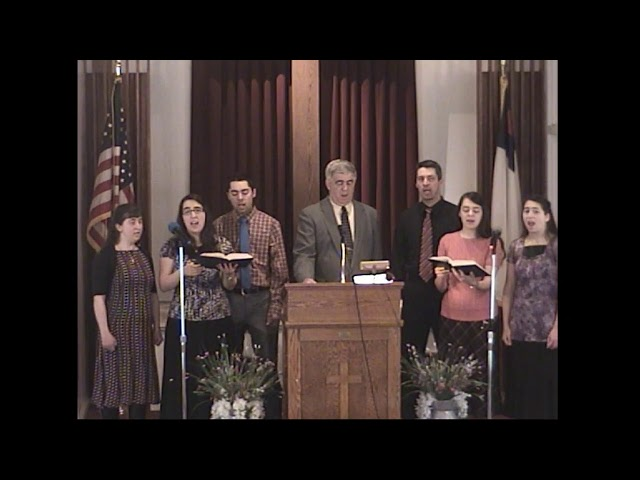 Sunday Morning Service (May 10, 2020)