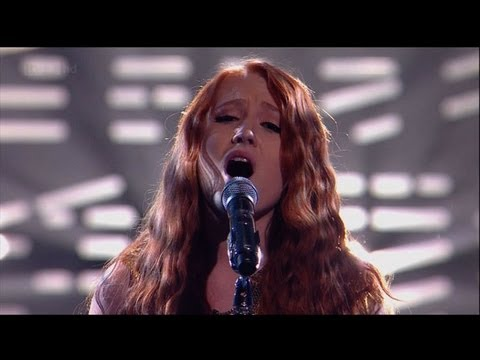 Queen Janet Devlin goes back to basics - The X Factor 2011 Live Show 6 - itv.com/xfactor