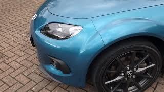 Mazda MX-5 Sport Graphite 2013 Videos