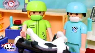Dr Stacy Mobile Vet Ep4 - Surgery at the Vet Clinic!