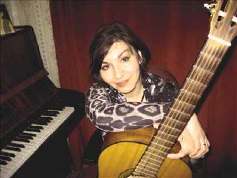 Видеоблог Как я начала обучать игре на гитаре - ритм аккомпанемент для песен