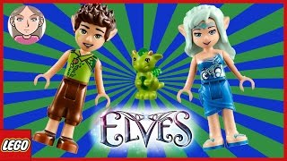 LEGO Elves The Precious Crystal Mine - Unbox, build, review and play