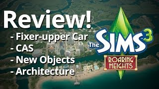 The Sims 3 Roaring Heights - Full Review - Is it Worth It?