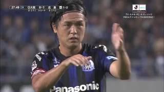 2016YBCルヴァンカップ準々決勝第2戦 ガンバ大阪×サンフレッチェ広島の...