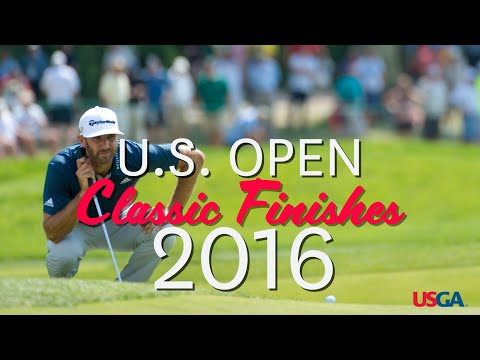 U.S. Open Classic Finishes: 2016