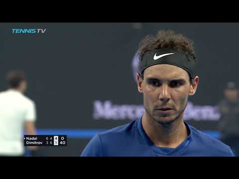 Nadal and Kyrgios reach China Open final | Beijing 2017 Day 6 Highlights